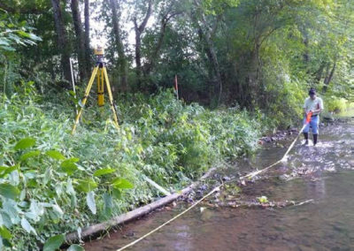 Smithwick Creek Mitigation Monitoring, Cherokee County, GA